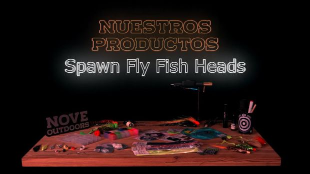 Nuestros Productos - Spawn Fly Fish Heads