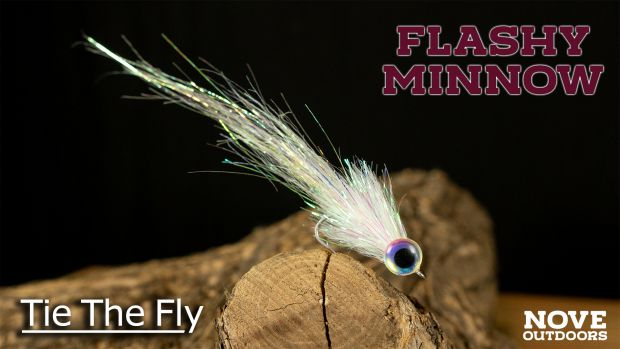 Tie The Fly - Flashy Minnow