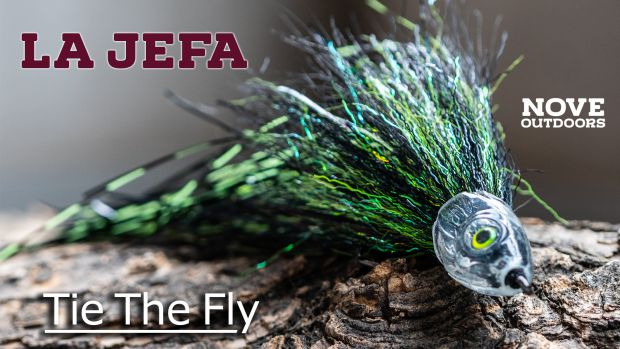 La Jefa - Tie The Fly