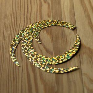 Dragon Tails Holographic Gold XL - Pacchiarini
