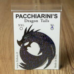Dragon Tails Holographic Black XL - Pacchiarini - 2