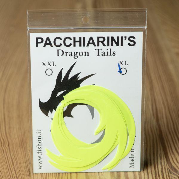 Dragon Tails Yellow Fluo XL - Pacchiarini - 2