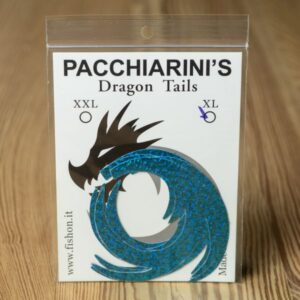 Dragon Tails Holographic Blue Herring XL - Pacchiarini - 2