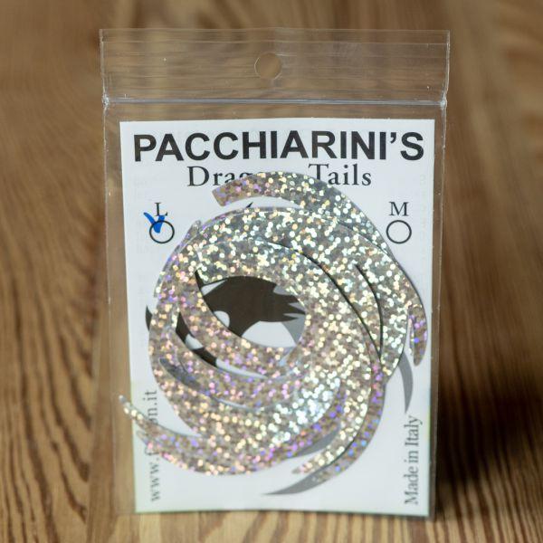 Dragon Tail Holographic Silver L - Pacchiarini - 2