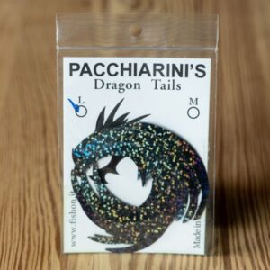 Dragon Tail Holographic Black L - Pacchiarini - 2