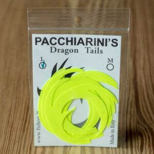 Dragon Tail Yellow Fluo L - Pacchiarini - 2