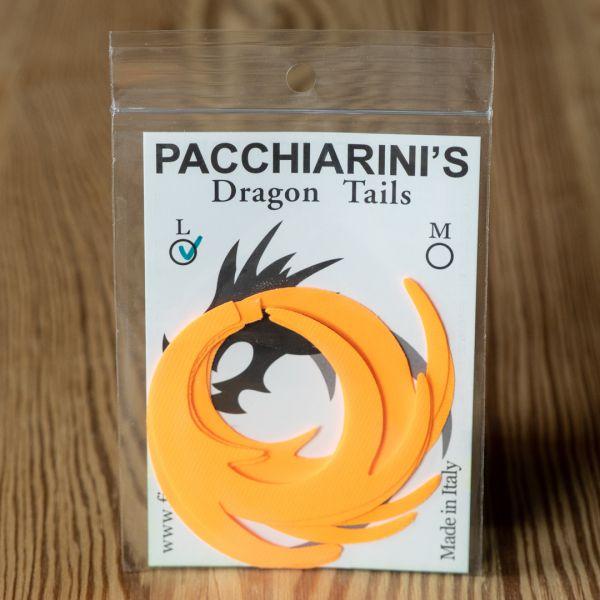 Dragon Tail Orange Fluo L - Pacchiarini - 2