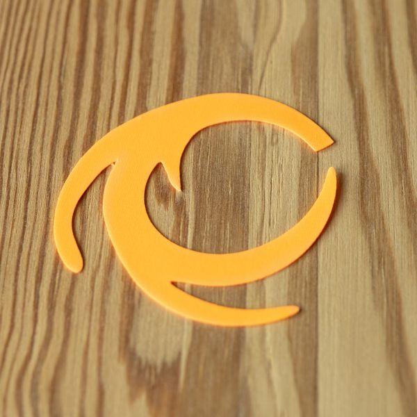 Dragon Tail Orange Fluo L - Pacchiarini