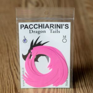Dragon Tail Pink Fluo L - Pacchiarini - 2
