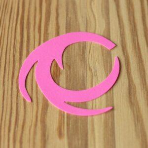 Dragon Tail Pink Fluo L - Pacchiarini
