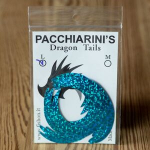 Dragon Tail Holo Blue Herring L - Pacchiarini - 2