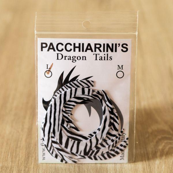 Dragon Tail White Barred L - Pacchiarini - 2