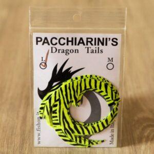 Dragon Tail Yellow Fluo Barred L - Pacchiarini - 2