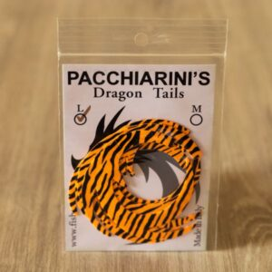Dragon Tail Orange Fluo Barred L - Pacchiarini - 2