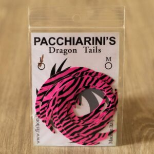 Dragon Tail Pink Fluo Barred L - Pacchiarini - 2