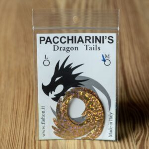 Dragon Tail Holographic Gold M - Pacchiarini - 2