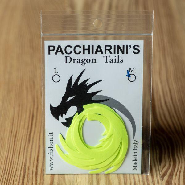 Dragon Tail Yellow Fluo M - Pacchiarini - 2