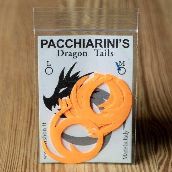 Dragon Tail Orange Fluo M - Pacchiarini - 2