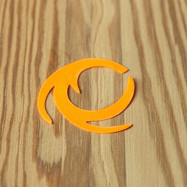 Dragon Tail Orange Fluo M - Pacchiarini