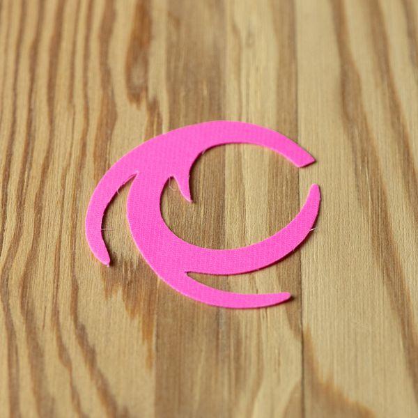 Dragon Tail Pink Fluo M - Pacchiarini