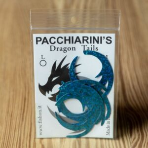 Dragon Tail Holo Blue Herring M - Pacchiarini - 2