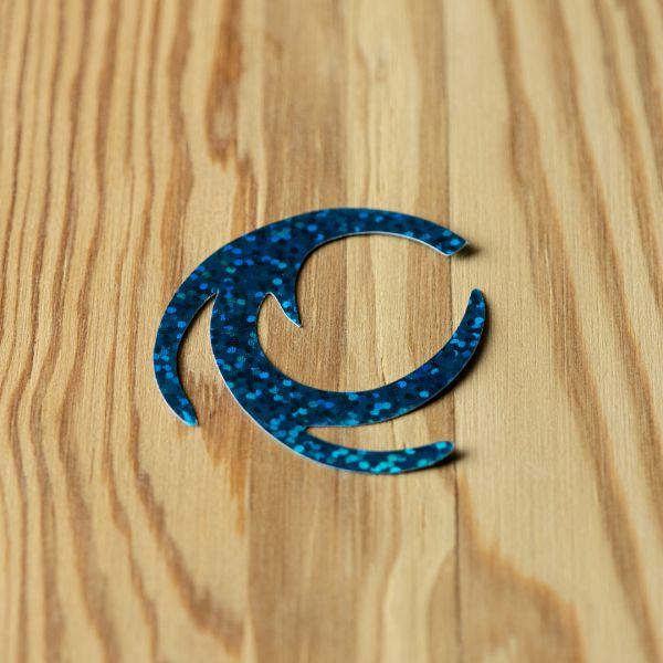 Dragon Tail Holo Blue Herring M - Pacchiarini
