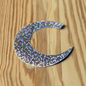 Wiggle Tails Holographic Silver XXL - Pacchiarini