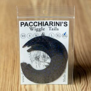 Wiggle Tails Holographic Black XXL - Pacchiarini - 2