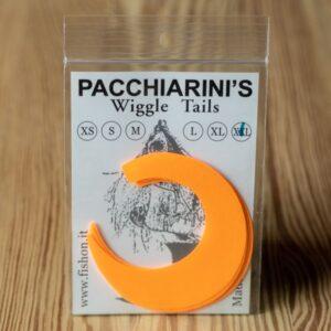 Wiggle Tails Orange Fluo XXL - Pacchiarini - 2