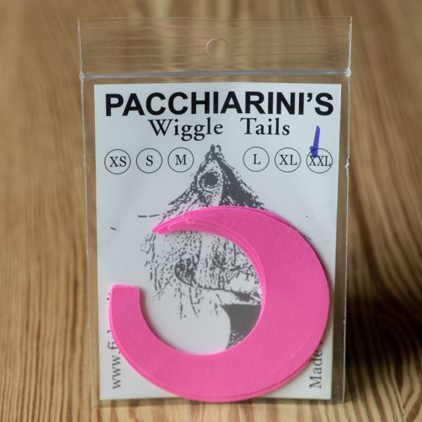 Wiggle Tails Pink Fluo XXL - Pacchiarini - 2