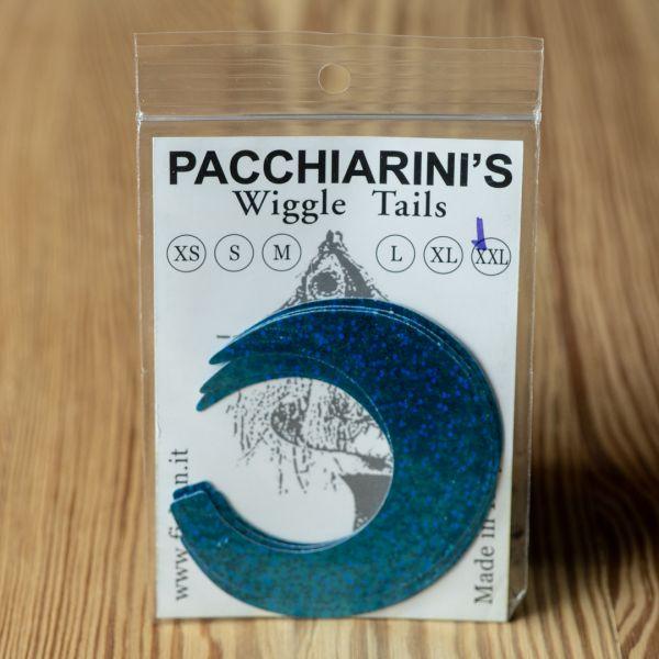 Wiggle Tails Holo Blue Herring XXL - Pacchiarini - 2