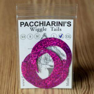 Wiggle Tails Holographic Fucsia XL - Pacchiarini - 2