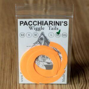 Wiggle Tails Orange Fluo XL - Pacchiarini - 2