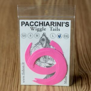 Wiggle Tails Pink Fluo XL - Pacchiarini - 2