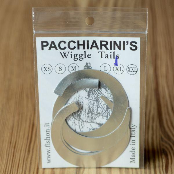 Wiggle Tails Silver XL - Pacchiarini - 2