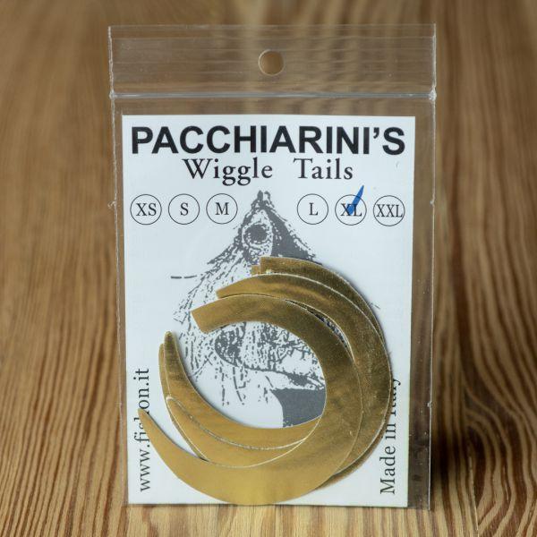 Wiggle Tails Gold XL - Pacchiarini - 2