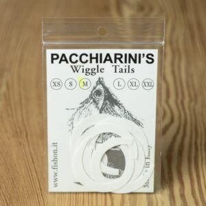 Wiggle Tails Bright White M - Pacchiarini - 2