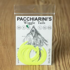 Wiggle Tails Yellow Fluo M - Pacchiarini - 2
