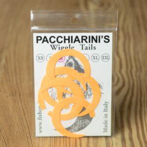 Wiggle Tails Orange Fluo M - Pacchiarini - 2