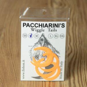 Wiggle Tails Orange Fluo S - Pacchiarini - 2