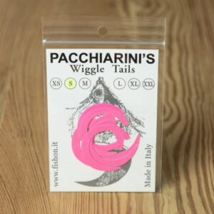 Wiggle Tails Pink Fluo S - Pacchiarini - 2