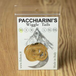 Wiggle Tails Gold XS - Pacchiarini - 2