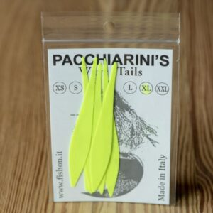Wave Tails Yellow Fluo XL - Pacchiarini - 2