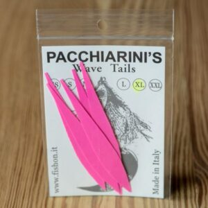 Wave Tails Pink Fluo XL - Pacchiarini - 2