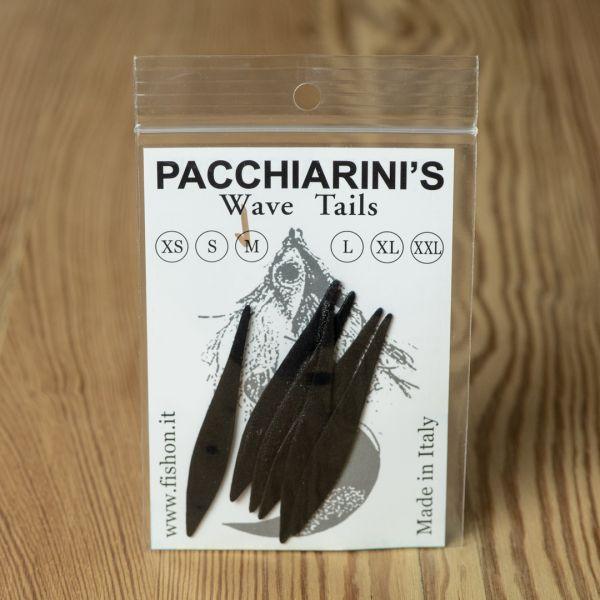 Wave Tails Black Skin M - Pacchiarini - 2