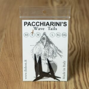 Wave Tails Black Skin S - Pacchiarini - 2