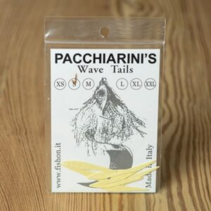 Wave Tails  Yellow (skin) S - Pacchiarini - 2