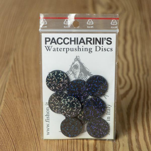 Waterpushing Disc Holographic Black - Pacchiarini - 2