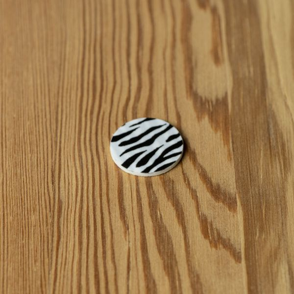 Waterpushing Disc White Barred - Pacchiarini