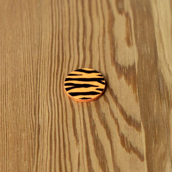 Waterpushing Disc Orange Fluo Barred - Pacchiarini
